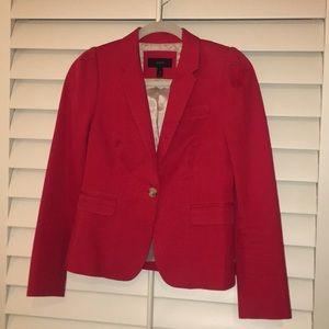 Red Blazer-Like New!
